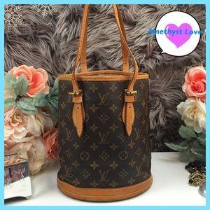 Louis Vuitton Bucket PM Authentic